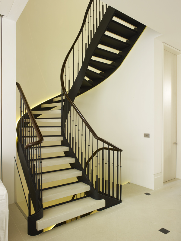 Mayfair - Staircase