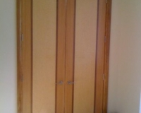 Oak, Walnut and Birds Eye Maple Doors by SJL